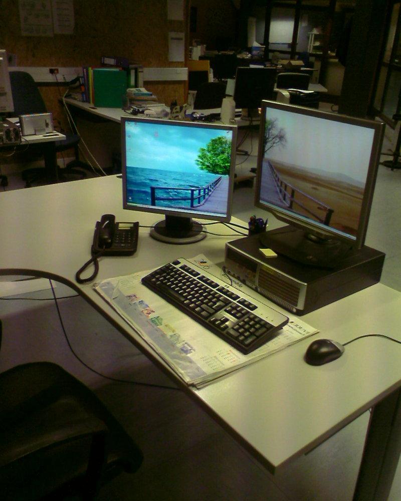 mon bureau stage back office golf magazine i portfolio de. Black Bedroom Furniture Sets. Home Design Ideas